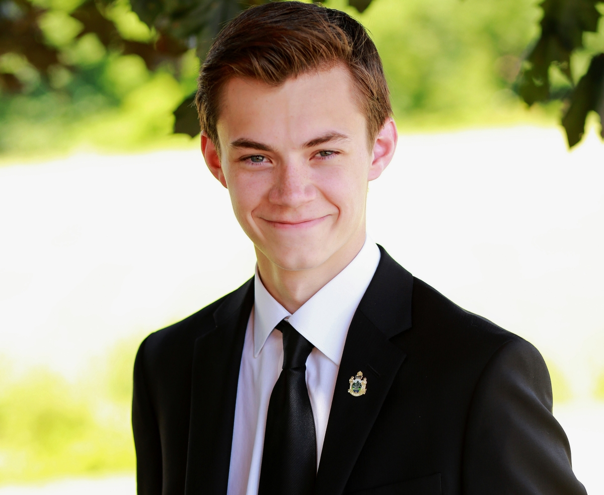 Meet the Candidates: Jackson Peck '22, Senate